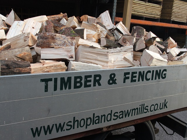 Logs, Kindling and Sawdust
