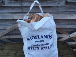 Softwood Firewood by the bag