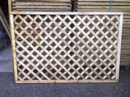 Smooth Diamond Trellis 120 x 180