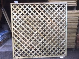 Smooth Diamond Trellis 150 x 180